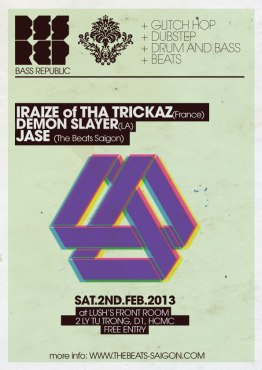 Bass Republic Flier 6