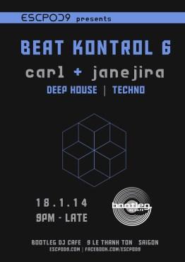 Beat Kontrol 6 - Bootleg