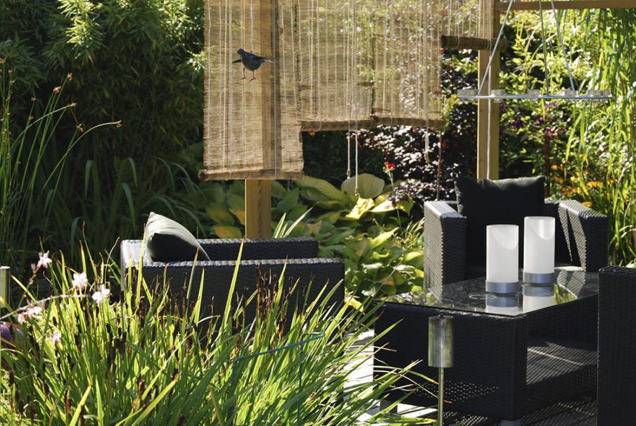 Jardin contemporain  Le Magazine  Gamm vert