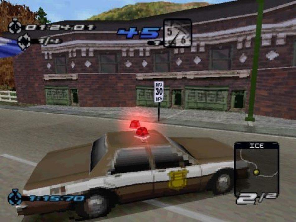 Need for Speed III: Hot Pursuit erschien am 30. September 1998