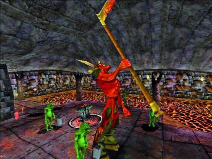 17 Dungeon Keeper II