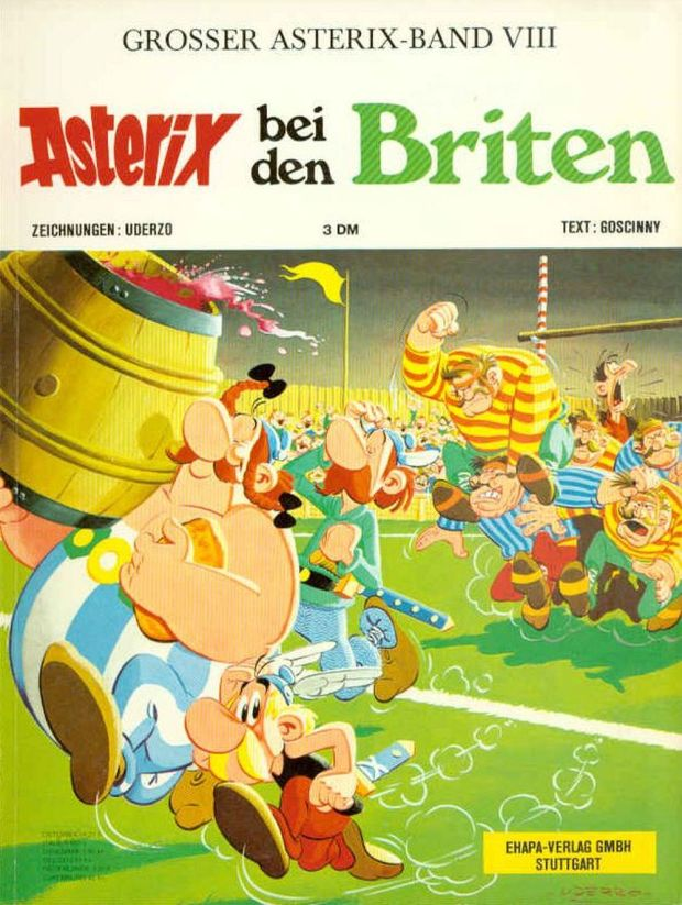 Asterix Review Special 07 Bild 000