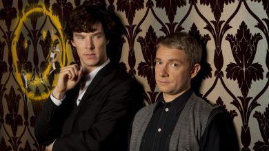 "Photo of TV News: Sherlock Mini-Episode ""Many Happy Returns""!"