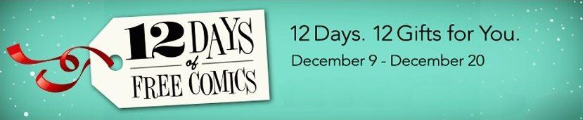 Comixology 12 Days