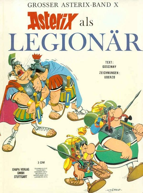 Asterix Review Special 10 Bild 000