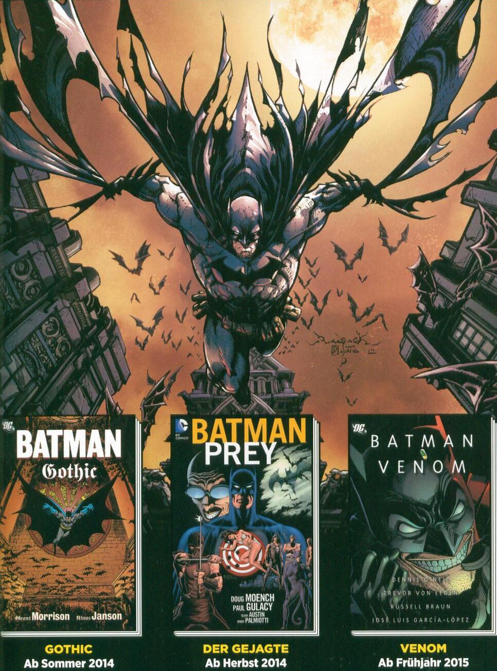 Batman Legenden