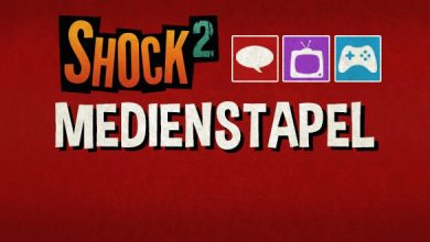 Photo of Der SHOCK2 Medienstapel 0016