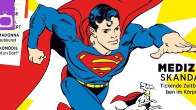 Photo of TV-Tipp: Superhelden Dokumentation bei Arte