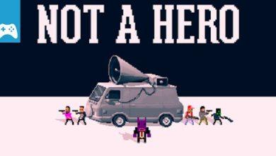 """Photo of Game-News: Erste Bilder von """"Not A Hero"""" vom OlliOlli Entwickler"""