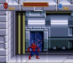 Spider-Man (Super Nintendo, Sega Mega Drive)