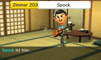 Nerds wissen es schon lange: Mr. Spock singt für sein Leben gerne.