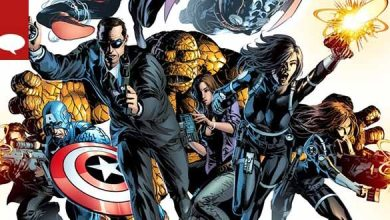 "Photo of Comic-News: Erste Preview zu ""S.H.I.E.L.D."" #1 von Mark Waid und Carlos Pacheco"