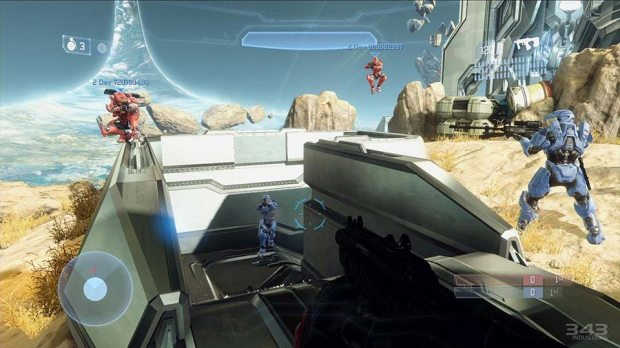 Halo The Master Chief Collection 3