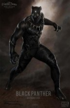 Phase 3 Black Panther Concept Art