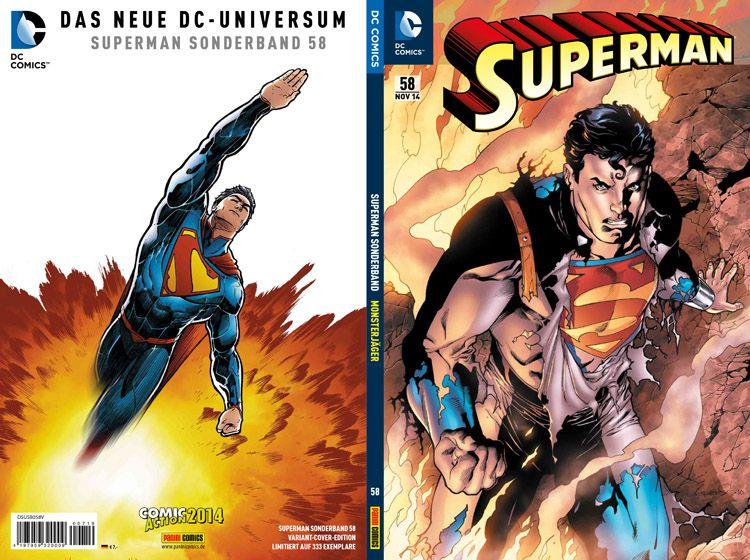 Superman 29  Variant  777  Exemplare  Panini 2014