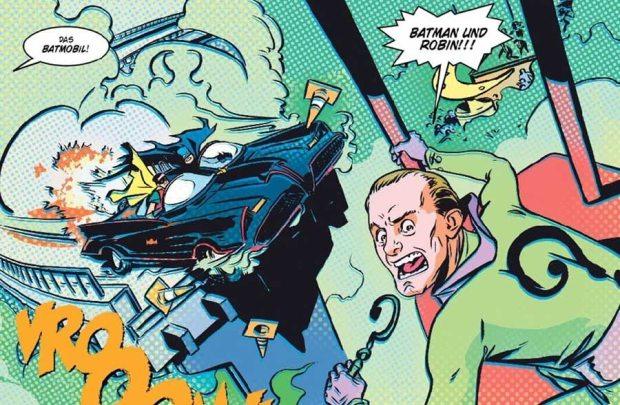 Batman 66 Comic Review 1