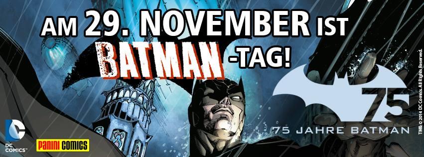 Batman Tag