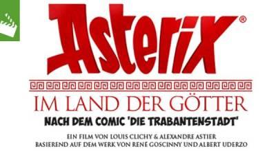 Photo of Film-News: Asterix im Land der Götter – Das deutsche Plakat wurde enthüllt