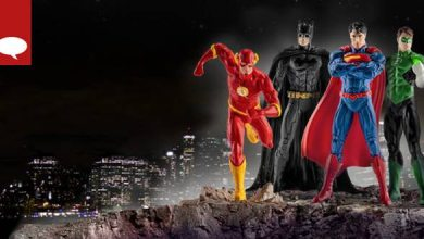 Photo of Comic-News: Die Justice League ab Januar bei Schleich