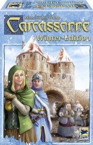 Phase 1: Genießt die Winterlandschaften von Carcasonne