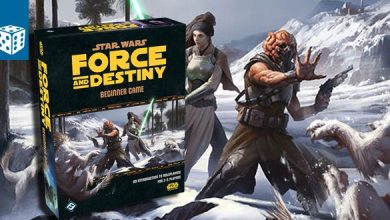 Photo of Brettspiel-News: Star Wars – Force and Destiny Einsteiger-Set angekündigt
