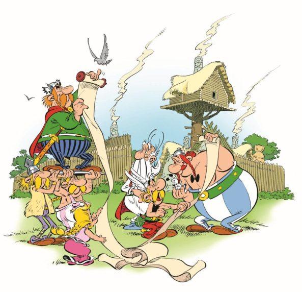 Asterix 36 - 1