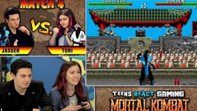"""Photo of Game-News: Kids react to """"Mortal Kombat"""" (auf Sega Megadrive)"""