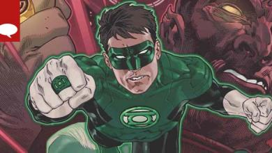 Photo of Comic-News: Star Trek und Green Lantern treffen in neuer Comicserie aufeinander