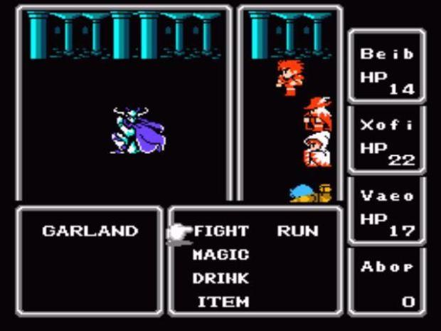 31435-final-fantasy-nes-screenshot-boss-battle-against-garland-final