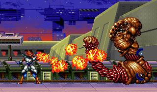 Bild von 200 Games, die du gespielt haben musst! (8) – Alien Soldier