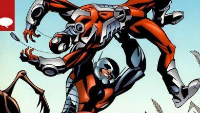 Bild von Review: Ant-Man Megaband