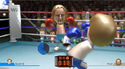 Wii Boxing