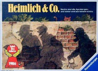 Heinlich und Co. damals