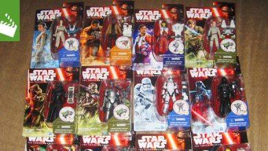 Bild von Film-News: Jede Menge Leak-Bilder der Spielzeuge zu Star Wars Episode 7: The Force Awakens