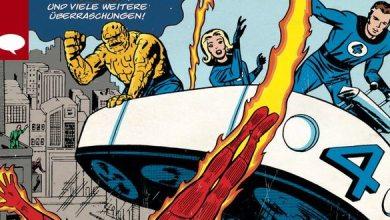 Photo of Leseprobe: Marvel Klassiker: Fantastic Four 1 (PDF)