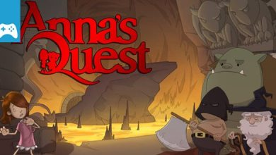 Photo of Review: Anna's Quest