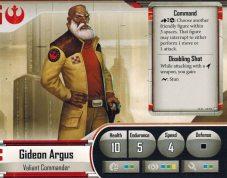Gideon Argus | Mensch