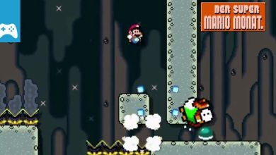 Bild von Super Mario Monat: Walkthrough-Video eines der schwersten Levels in Super Mario Maker