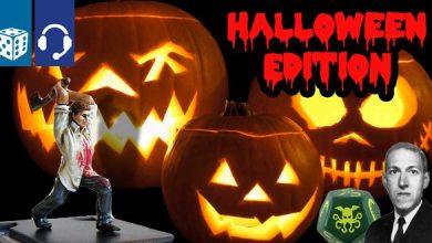 Bild von Brettspiel-Podcast 009: Halloween-Edition