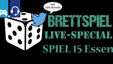 Photo of Spezial-Brettspiel-Podcasts von der SPIEL15 in Essen (3 Podcasts in 3 Tagen)