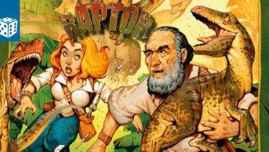 Bild von Review: Raptor