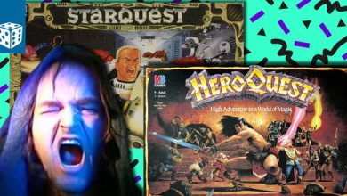 Photo of Special: Brettspiele der 80er und 90er (HeroQuest, StarQuest & Atmosfear)
