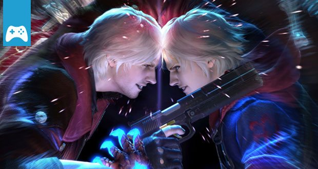 Game: Devil May Cry HD Collection [PlayStation 4/Xbox One]