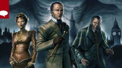 Bild von Review: Sherlock Holmes und die Vampire von London