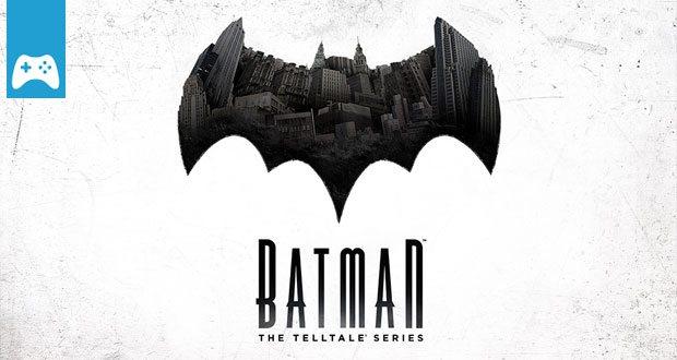 Game News Telltales Batman Episode 1 Auf Ausgewählten Plattformen