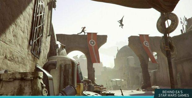 Star Wars EA Visceral Games