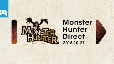 Bild von Aufzeichnung: Monster Hunter Direct mit der Ankündigung zu Monster Hunter XX
