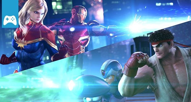 Marvel vs Capcom Infinite Review Test