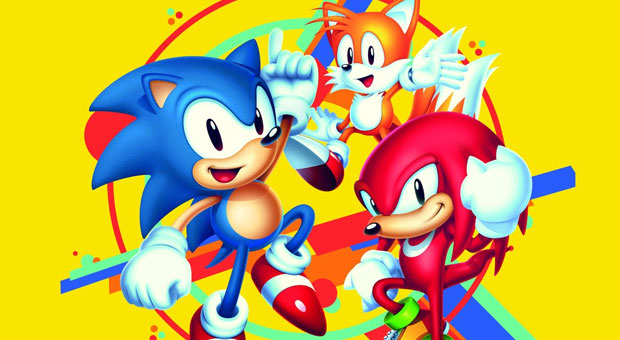 Game: Sonic Mania Plus (PS4, XB1, Switch)