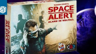 Photo of Review: Space Alert